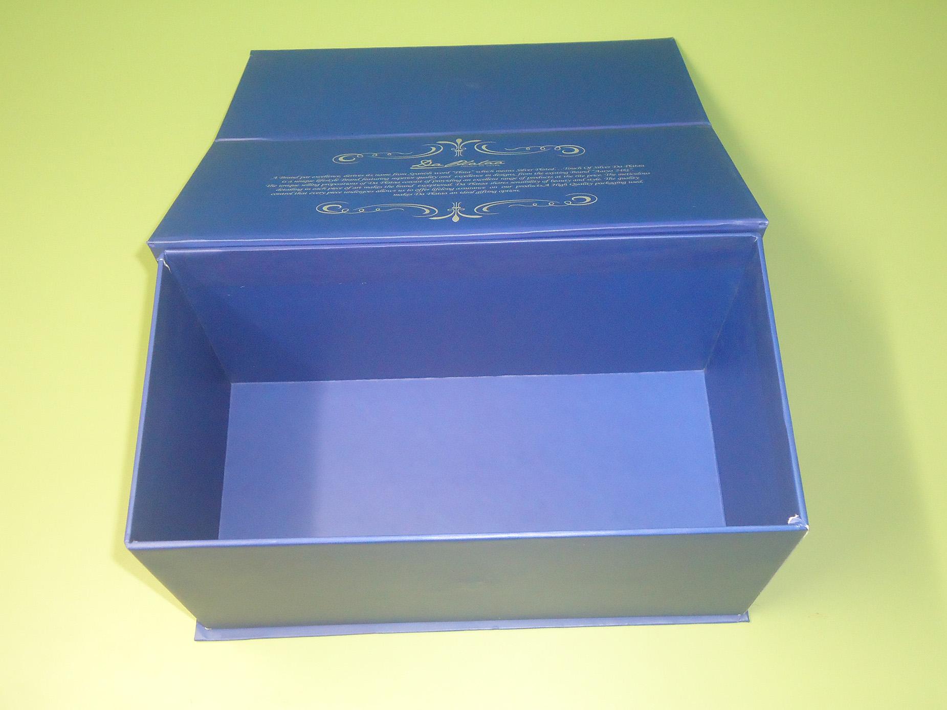 Product Sample Box