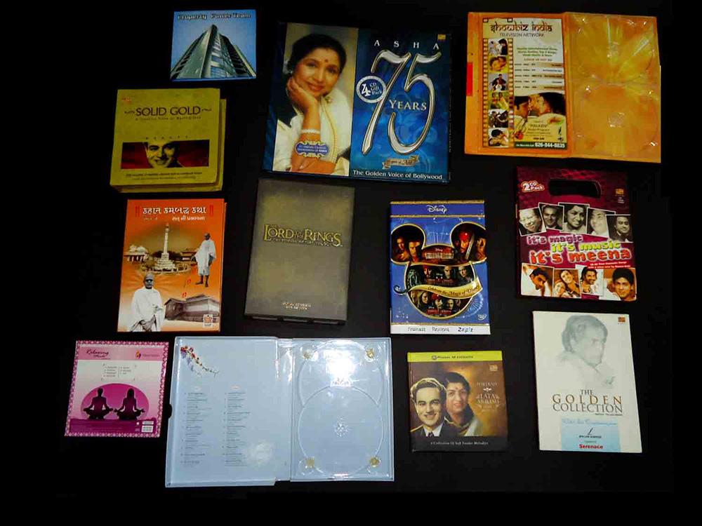 CD Packs