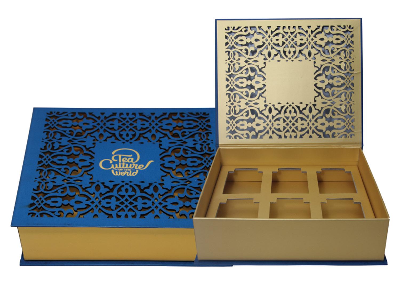 LASER CUT GIFT BOX